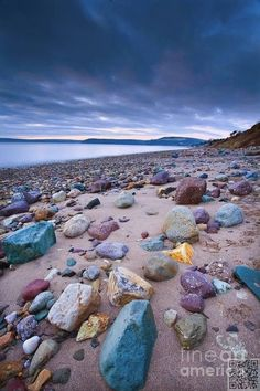Woodstown Beach, Ireland