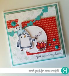 THinkING STAMPS: Countdown to Confetti: S'more Love