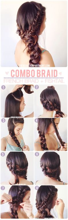 THE BEAUTY DEPARTMENT SUMMER BRAID