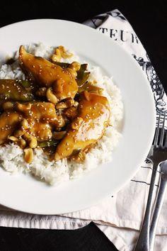 Hands-free Cashew Chicken   Good Cheap Eats