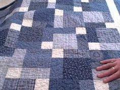 disappearing nine patch baby quilt pattern | Baby Quilt Patterns скачать и смотреть клипы ... by bobbyann