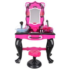 "Dream Dazzlers Ooh La La Sassy Salon - Toys R Us - Toys ""R"" Us"