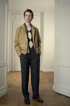 Éditions MR Fall 2017 Menswear Collection Photos - Vogue