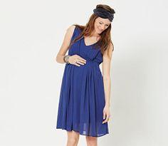 Vestidos de fiesta post embarazo