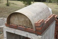 Delicieux A Pizza Oven Will Definitely Prove Quite Useful To Make All This Possible  And This Is A Phenomenal Idea That Shows How To Build A Homemade Pizza Oven  ...
