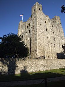 Chroniclers record that the rebels garrisoned the castle with between 95 and 140 knights, supported by bowmen and sergeants, amongst others.