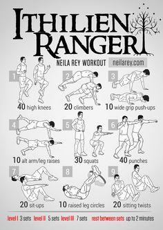 No weights