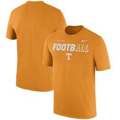 Tennessee Volunteers Nike 2017 Football Legend Dri-FIT Performance T-Shirt  - Tennessee Orange