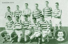 Lanarkshire, Glasgow Celtic Football Team in the early 1960's.jpg 968×623 pixels