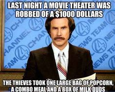 The Movie Theater Robbery---rofl!!!