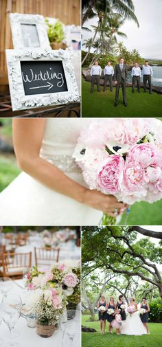 Hawaii Wedding by Alana Couch | The Wedding Story