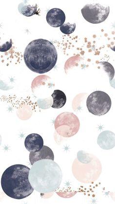 Iphone Wallpaper Pinterest, Iphone Background Wallpaper, Pastel Wallpaper, Blue Wallpapers, Tumblr Wallpaper, Pretty Wallpapers, Screen Wallpaper, Aesthetic Iphone Wallpaper, Galaxy Wallpaper
