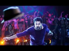 The King Of Dance is back. Here's a new promo video for ABCD of Prabhudeva dancing to Muqabala, the song that made him a national sensation! Latest Music Videos, Lets Dance, Dance Videos, First Dance, I Movie, Bollywood, Entertaining, Songs, Film