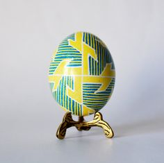 Check out this item in my Etsy shop https://www.etsy.com/ca/listing/260042379/blue-and-yellow-egg-ukrainian-pysanka