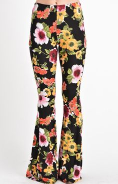 - We give these trendy bells five stars when it comes to comfort and style this year. A bell bottom stretch pant gives you an effortless bohemian look that pairs beautifully with a basic tank top or o