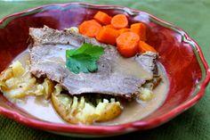 Pressure Cooked roast Beef