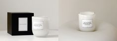 Acqua Di Latte, bougie parfumée Rive Sud Interior / Rive Sud Interior Scented candle #rivesudinterior #candle #luxurycandle #scentedcandle #bougie