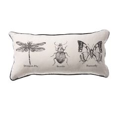 Insect cushion