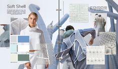Appletizer - A+A Vibe Color Trends S/S 2022 Fashion Portfolio Layout, Portfolio Design, Peclers Paris, Fabric Board, Popular Articles, Fashion Forecasting, Denim Trends, Mode Inspiration, Fashion Books