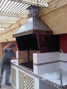 1000 images about quinchos on pinterest barbacoa - Campanas para barbacoas ...