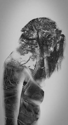 The Inner Light: Photos by Francisco Provedo A series of double exposure photos. Bw Photography, Double Exposure Photography, Photoshop, Multiple Exposure, Photocollage, Foto Art, Belle Photo, Images, Illustration Art
