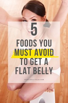 However, if you swap out these five processed foods for healthier options, you can start looking and feeling great with your new weight loss. Flat Tummy, Flat Belly, Weight Loss Plans, Weight Loss Tips, Types Of Snacks, Health Options, Ab Work, Fat Burning Detox Drinks, Feeling Hungry