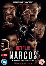 NARCOS SEASON 1 NETFLIX DUAL AUDIO[HINDI ENGLISH] | NETFLIX SERIES