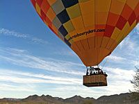 ** Rainbow Ryders: Hot-Air Balloon Tour - Phoenix, AZ **