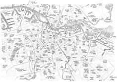 De Open Kaartvan Amsterdam.Is de Pijp de Tinder Scharrelbuurt?Zit Oud Zuid vol met Prosecco Vrouwen?En hoe zit het met de Baarsjes Tuindorp IJburg de Bijlmer of Betondorp? Bedenk een grappige kritische of typerende naam voor een Amsterdamse buurt en deel m op deOpen kaart van Amsterdam van Jan Rothuizen.De buurtnamen met de meeste likes tekent Jan Rothuizen elke week in deze kaart. Wat vinden we van onze stad? De Open kaart laat het zien.