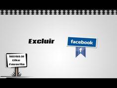 Como excluir o facebook Definitivamente (não só desativar 2015 Português