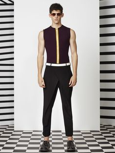 Jean Paul Gaultier Menswear Spring Summer 2015 Fashion Show in Paris
