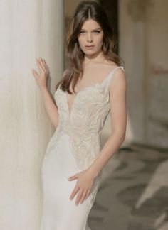 Tarik Ediz White Bridal Collection available in Glasgow 2016 Wedding Dresses, White Wedding Dresses, Morgan Davies Bridal, Pnina Tornai, White Bridal, Bridal Collection, Marie, Our Wedding, Wedding Planning