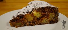 Apple and walnut cake - Hungarian dessert