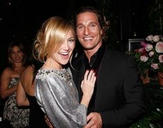 Kate Hudson and Matthew McConaughey