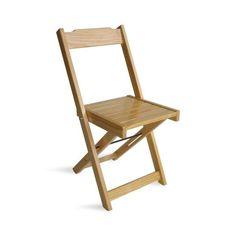 Compre Cadeira Dobrável Madeira e pague em até 12x sem juros. Na Mobly a sua compra é rápida e segura. Confira!