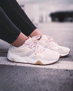 Sneakers femme - Puma Blaze Of Glory x Careaux (©objctve)