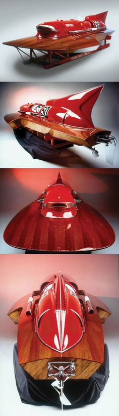 1953 Arno XI Timossi-Ferrari Hydroplane