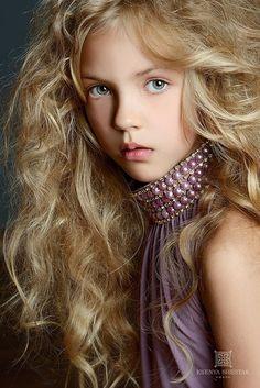 Model kid