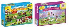 Calendario de adviento Playmobil Granja de Ponis y Unicornio en tierra de hadas
