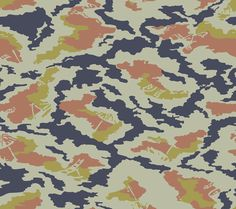 Tiger ? Military Camouflage, Military Police, Army, Camouflage Patterns, Razzle Dazzle, Fire Dept, Pattern Design, Prepping, Building