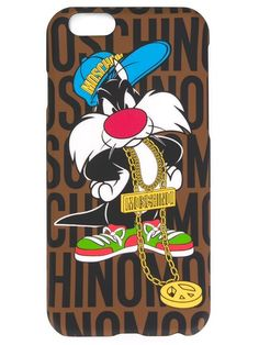 Moschino Sylvester iPhone 6 cover