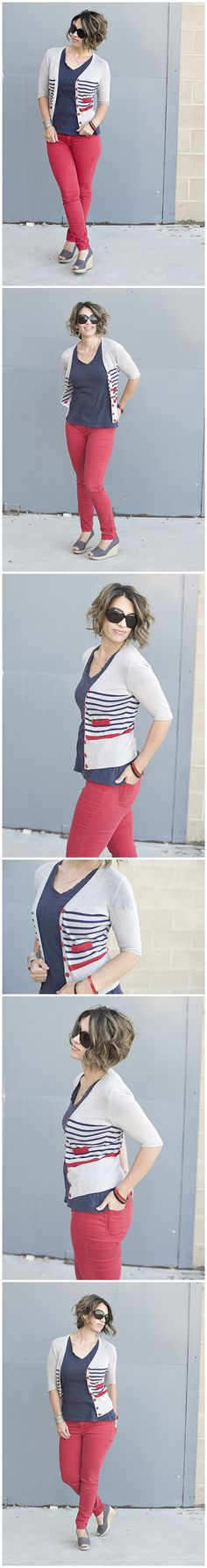 4th of July Women's Outfit | MyMommyStyle.com