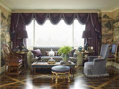 Alex Papachristidis ~ his living room