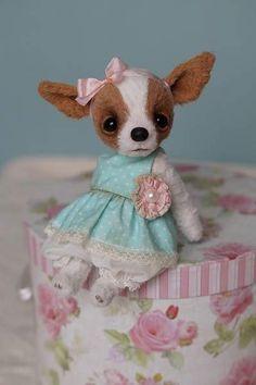Chihuahua Chloe by By Zakovorotnaya Olga | Bear Pile