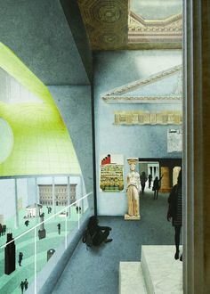 Winning Competition Entry By Monadnock For The Chicago Center Architecture Design And Education