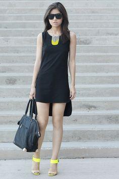 Look: Neon touch - Adriana Gastélum - Trendtation