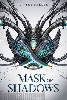 Cover Reveal: Mask of Shadows by Linsey Miller - On sale September 5, 2017! #CoverReveal