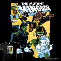 The Mutant Kingdom #XMen #Disney