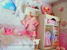 Patricia Cruzat Artesania y Color: Dormitorios de Niña