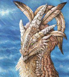 Like an Eagle by dawndelver.deviantart.com on @DeviantArt